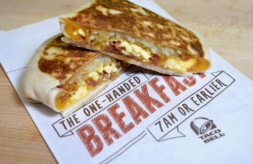 who serves breakfast all day fast food